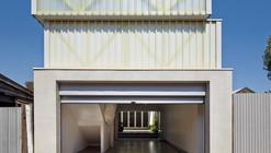Middle Park Studio / Jean-Paul Rollo Architects
