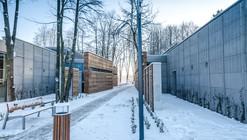 Centro deportivo y de ocio para todas las estaciones / Dżus GK Architekci