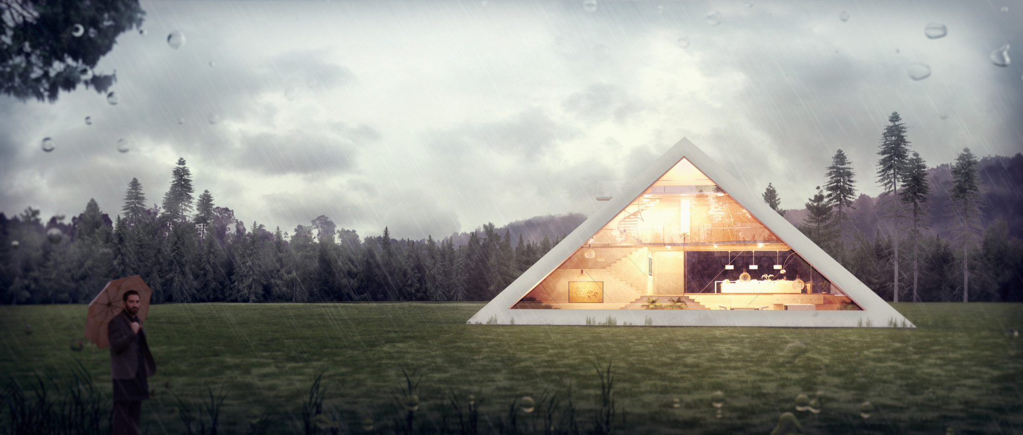 6 Modern Pyramids That Show Timeless Geometry Is Here To