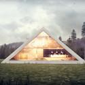 The Pyramid House / Juan Carlos Ramos. Image Courtesy of Juan Carlos Ramos