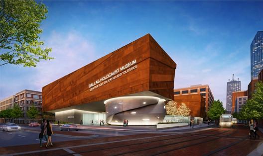© Dallas Holocaust Museum / Omniplan