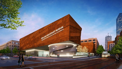 A First Look at Omniplan's Proposed Dallas Holocaust Museum