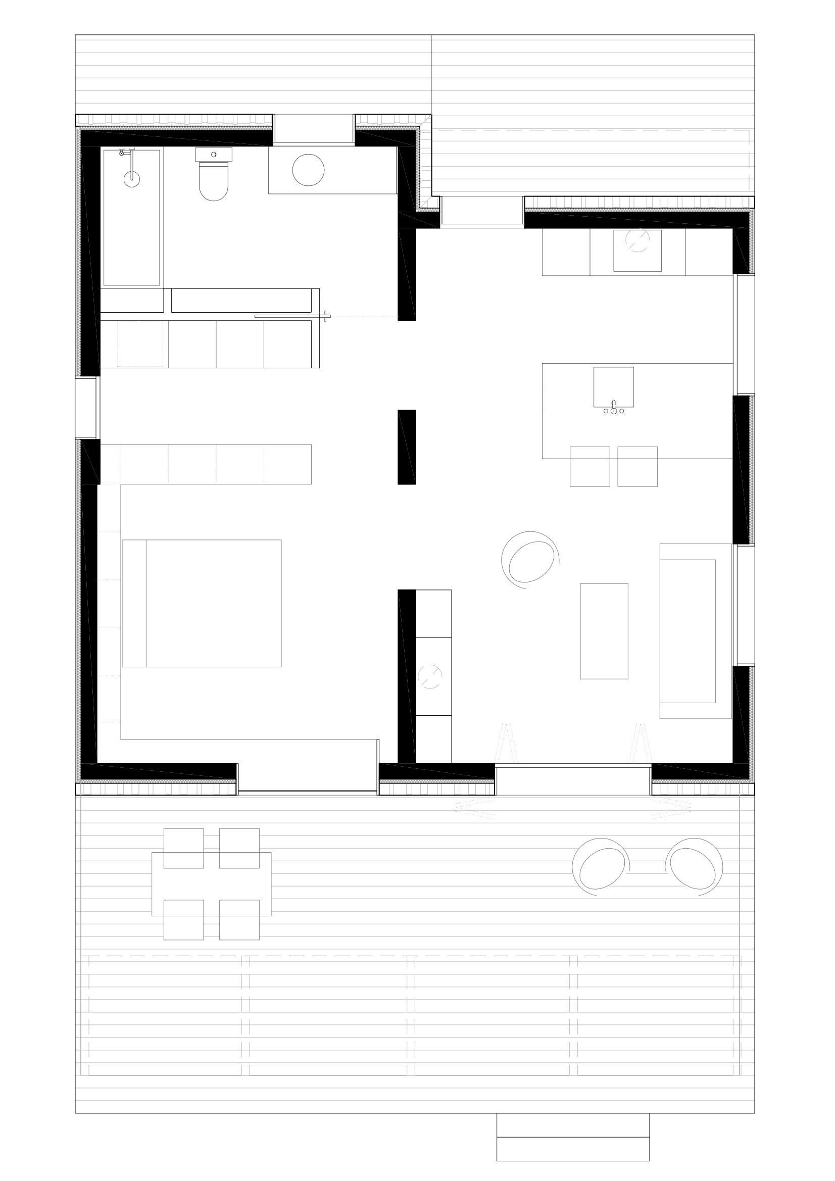 gallery of mountain guest house dom architecture 8 floor plan