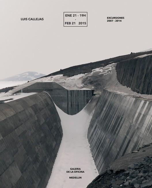 'Excursiones', dibujos y fotografías de Luis Callejas / Medellín, Colombia