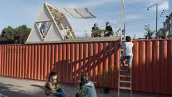 """""""Habitación Fundamental"""" en Concepción, Chile: habitando el espacio público"""