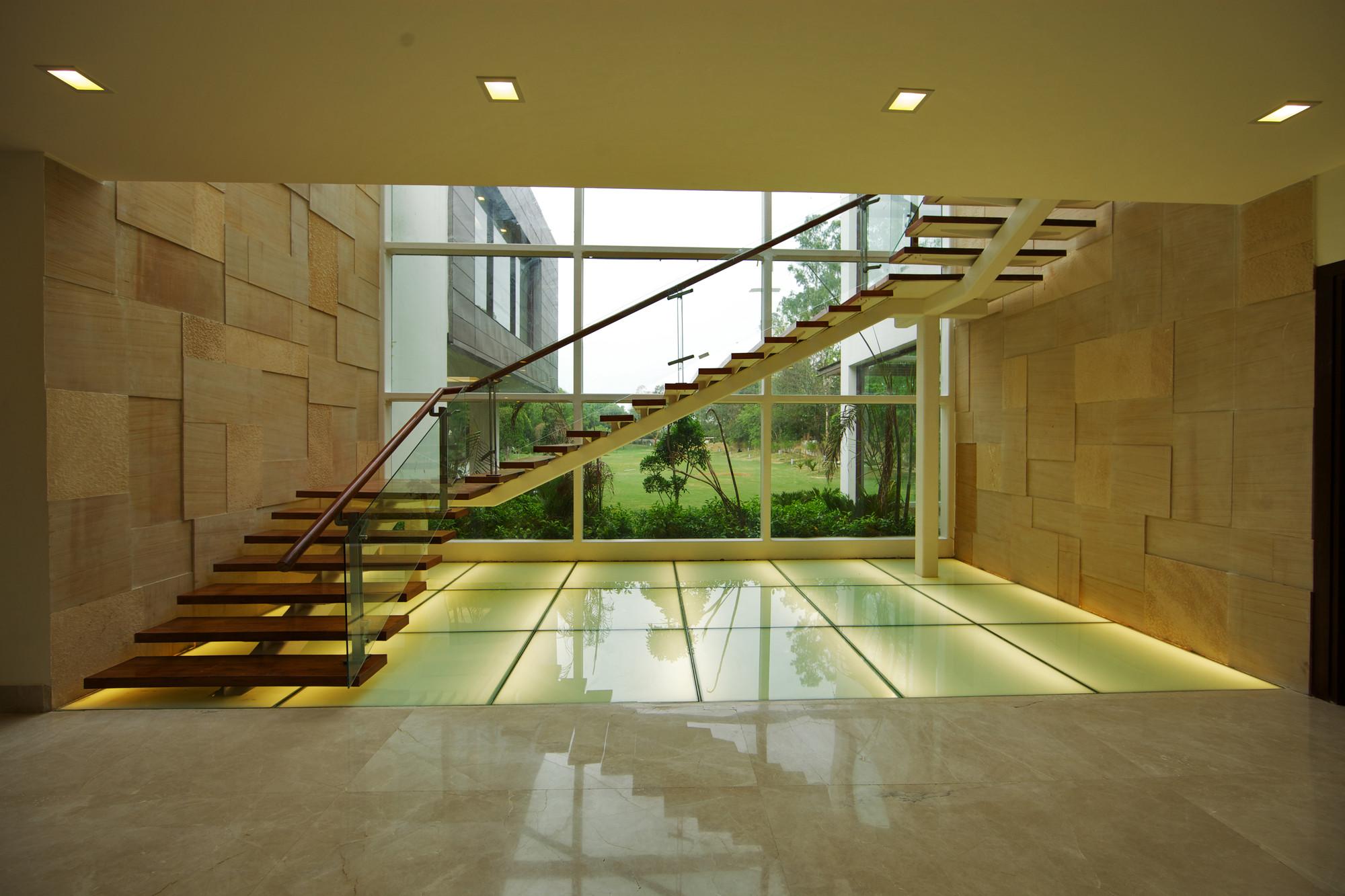 Sachdeva Farmhouse Spaces Architects Ka Archdaily