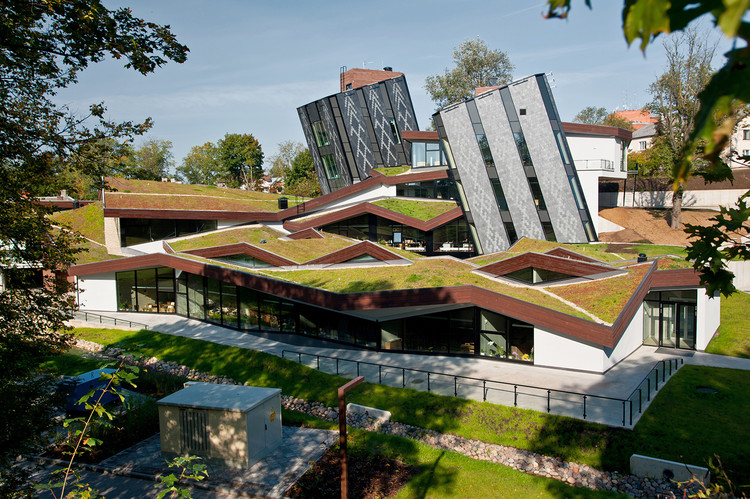 Zeimuls, Centre of Creative Services of Eastern Latvia / SAALS Architecture, © Jevgenij Nikitin, Janis Mickevics, Ingus Bajars