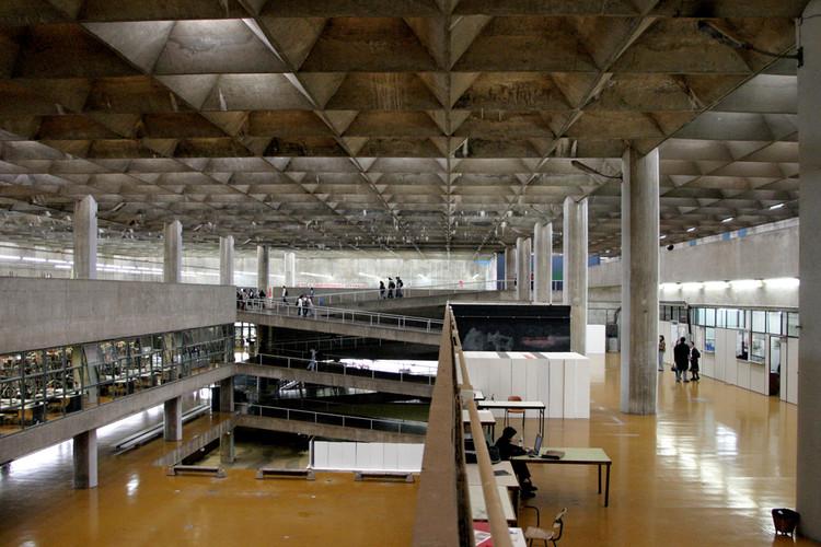 Puesto #2 Cortesía Universidade de São Paulo © OWAR Arquitectos