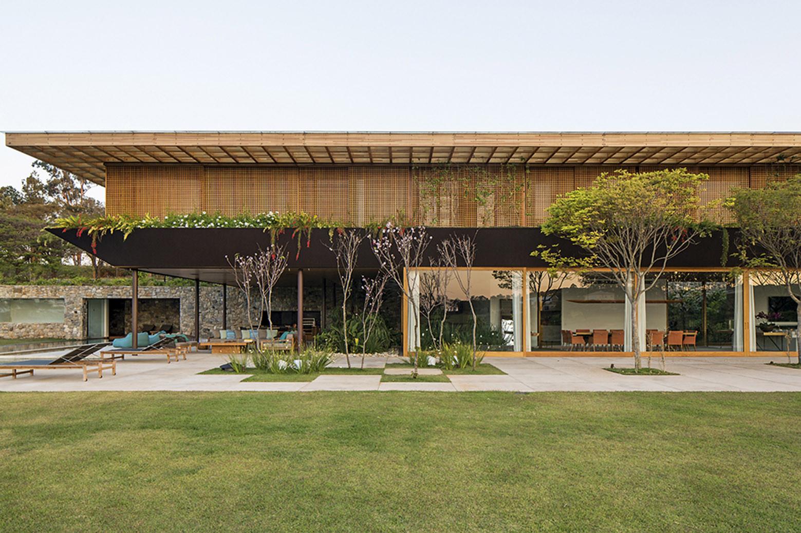 SW House / Jacobsen Arquitetura, © Leonardo Finotti