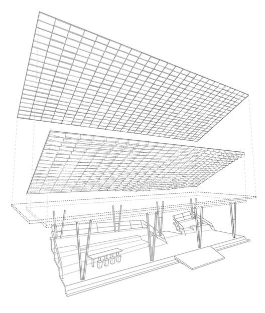 The Flow A Multipurpose Pavilion Department Of