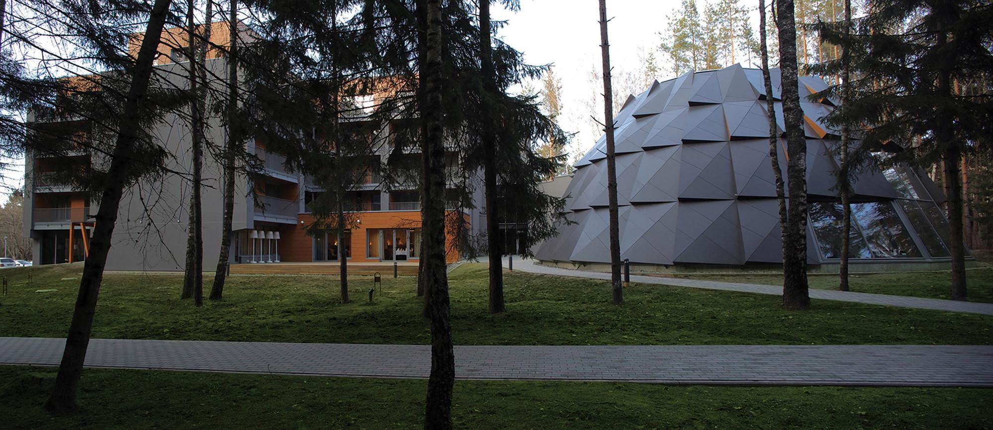 Vilnius SPA - Anykščiai / SP Architektu Grupe, © Raimondas Urbakavičius, Genadij Ignatovič, Diana Garbačauskienė