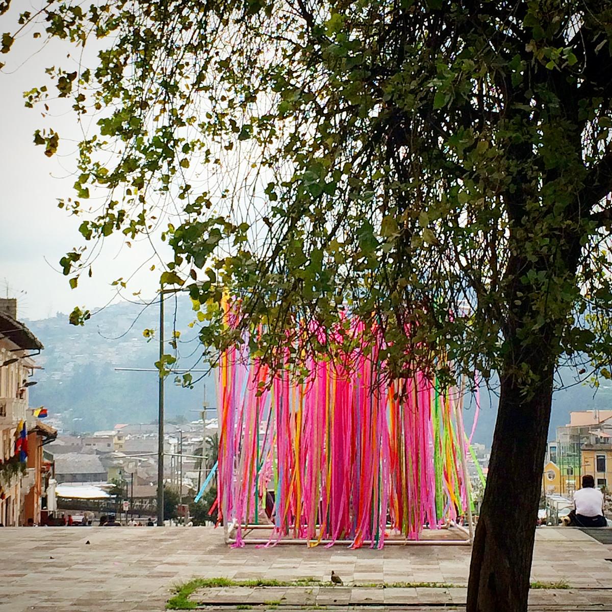 El Cubo. Image Cortesia de XIX Bienal Panamericana de Arquitectura Quito