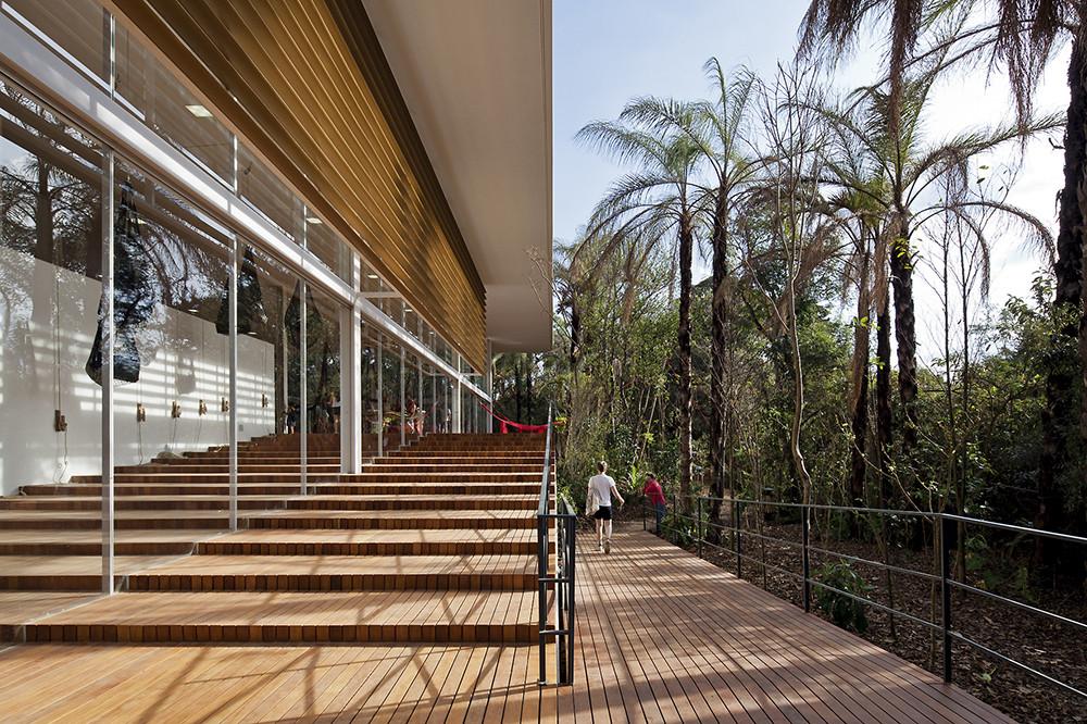 Tunga Gallery / Rizoma Arquitetura, © Leonardo Finotti