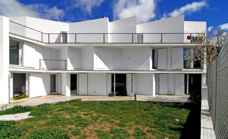 3X1 House / Romera y Ruiz Arquitectos, Cortesía de Romera y Ruiz Arquitectos