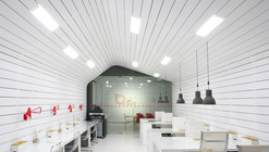 Office for Architecture Studio and Coworking Space / As – Built
