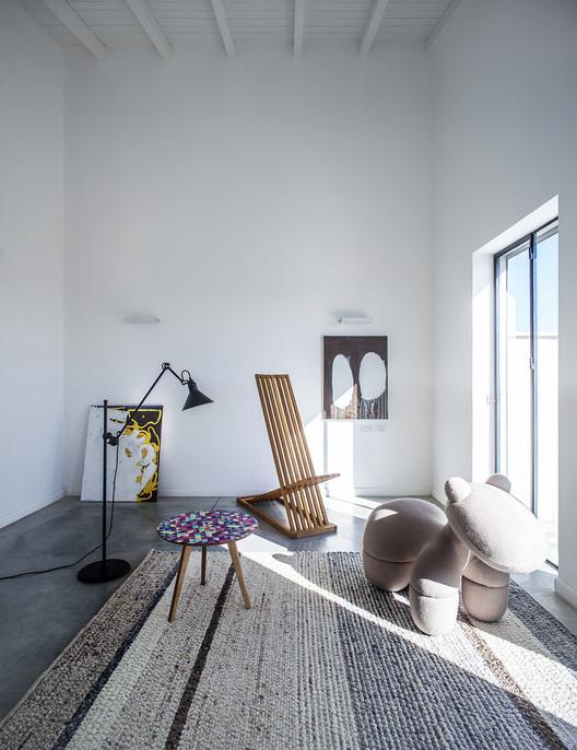 """Una Moderna Casa en un """"Kibbutz"""" / Henkin Shavit Architecture & Design, © Yoav Gurin"""
