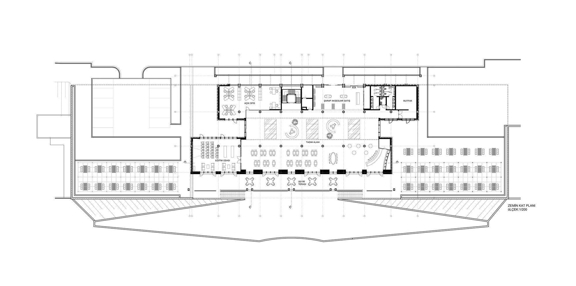 Winery house plans