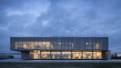 Rob Systems HQ / Govaert & Vanhoutte Architects