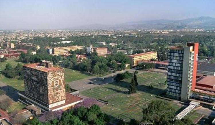 Puesto #8 Cortesía UNAM
