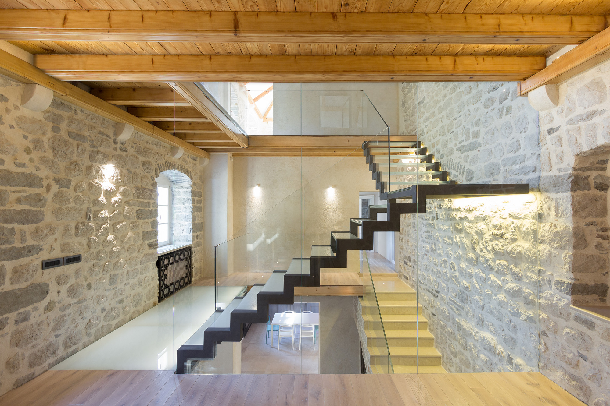 Villa Monja / Enforma Studio, © Relja Ivanic