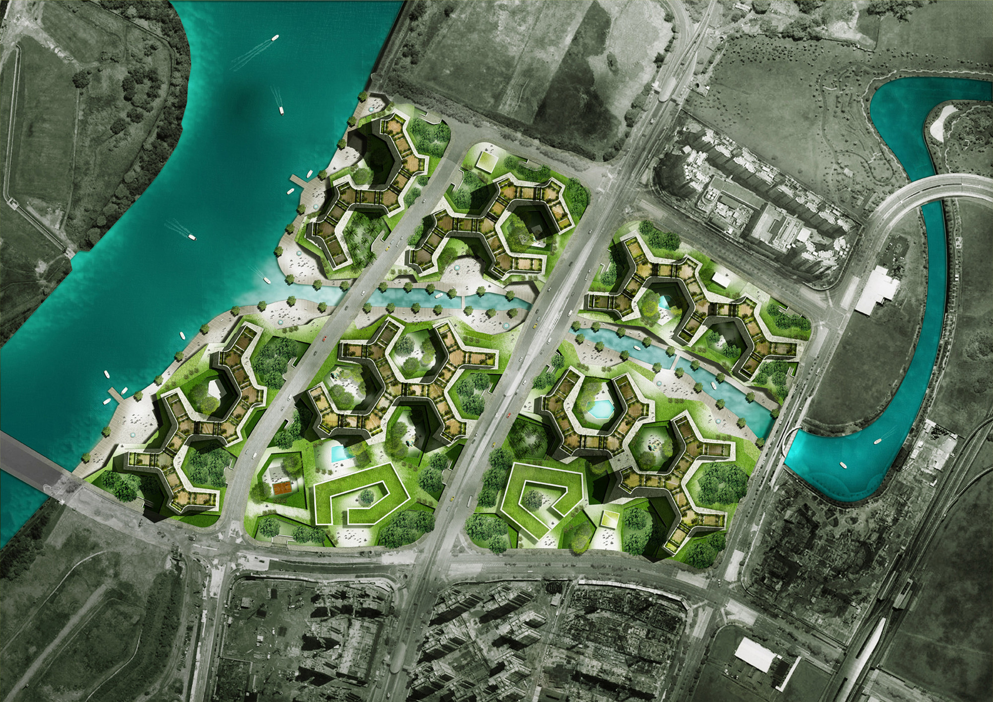 Group8asia Selected To Realize Verdant Urban Oasis In Singapore on sustainable landscaping design