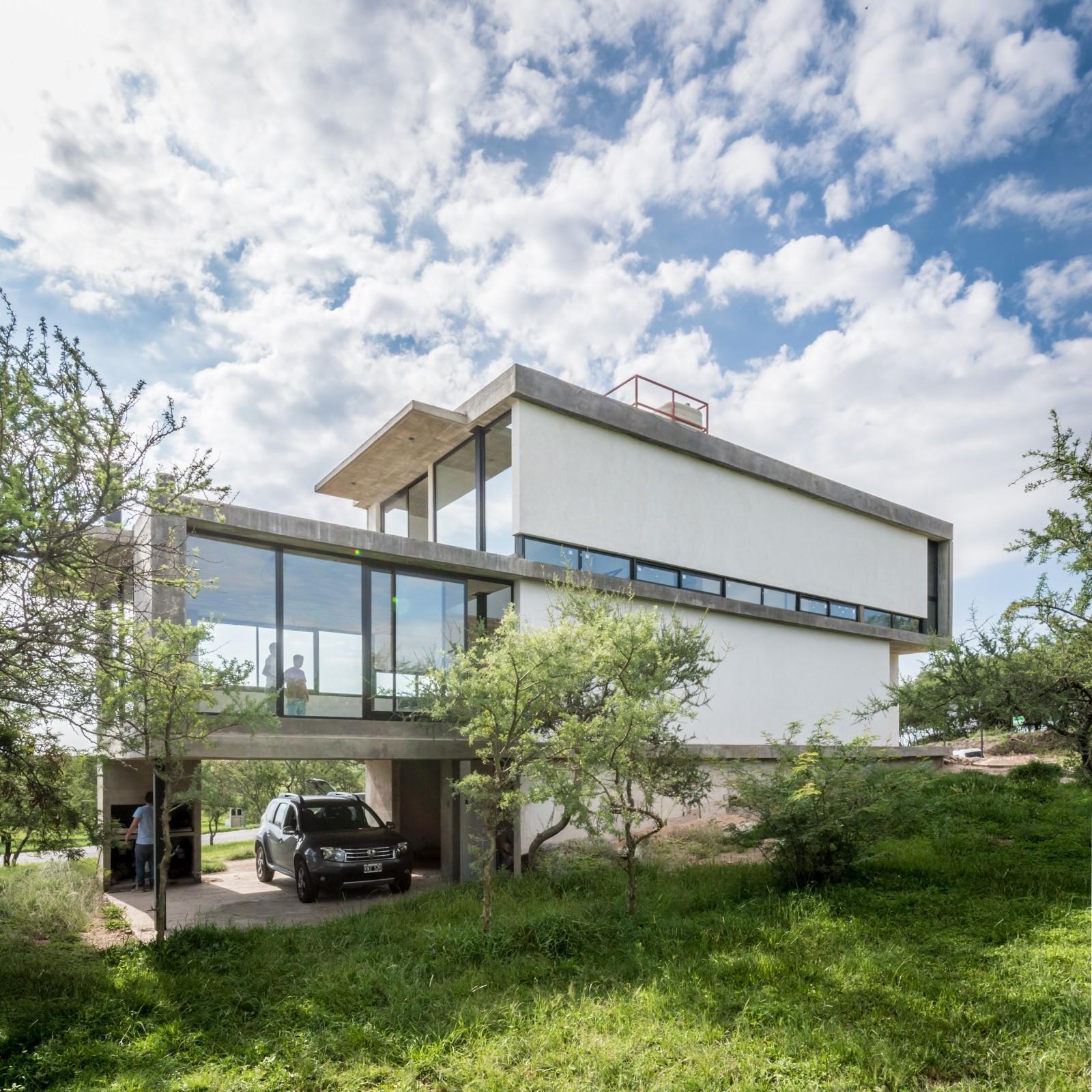 Gallery of nieto house arp arquitectos 14 for Arquitectos reconocidos