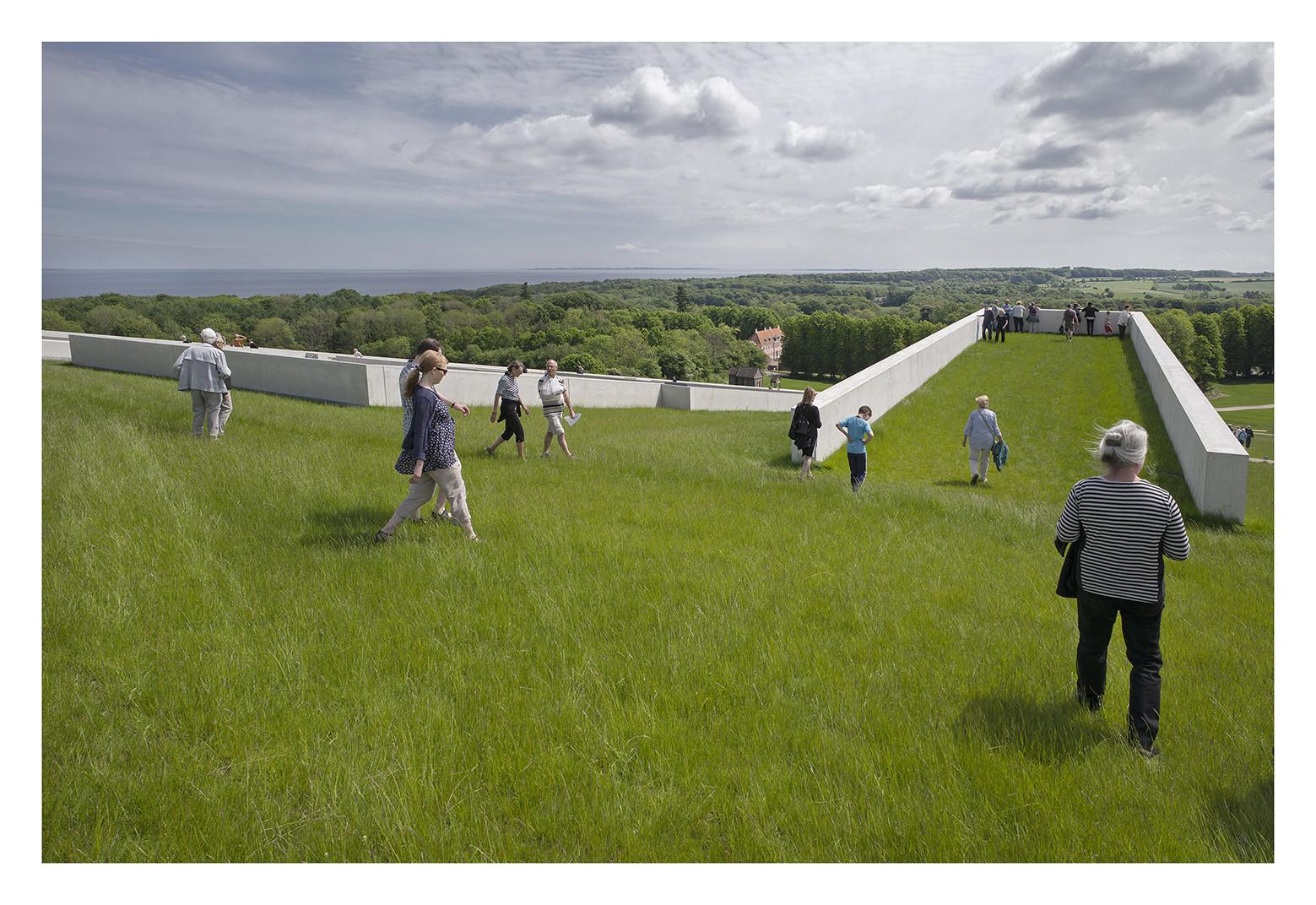 Museo Moesgaard / Henning Larsen Architects, © Jens Lindhe
