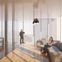Habitação. Imagem © MVRDV
