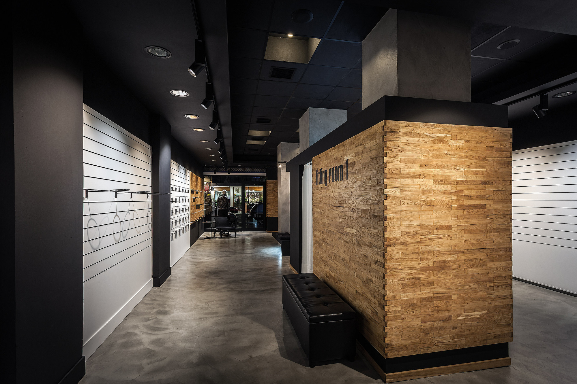 Gallery of ai sport leaf architects studio 11 for Studio 11 architecture