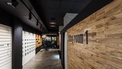 AI sport / Leaf Architects Studio