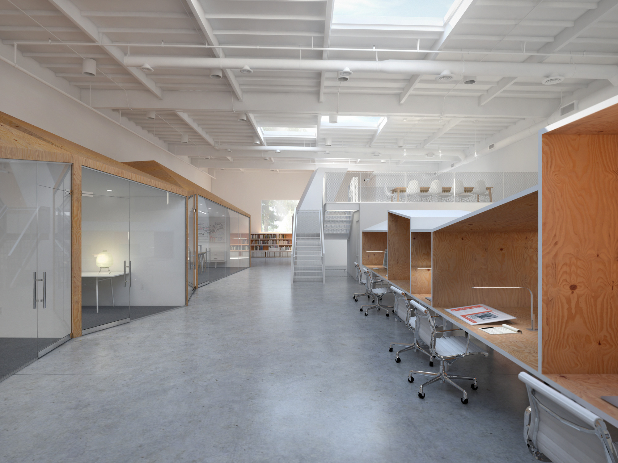 Workplaces Of The Future To Abandon The Open Plan And Feed