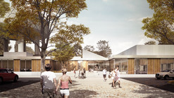 CREO ARKITEKTER and JAJA architects to Restore and Expand Roskilde Swimming Hall Outside Copenhagen