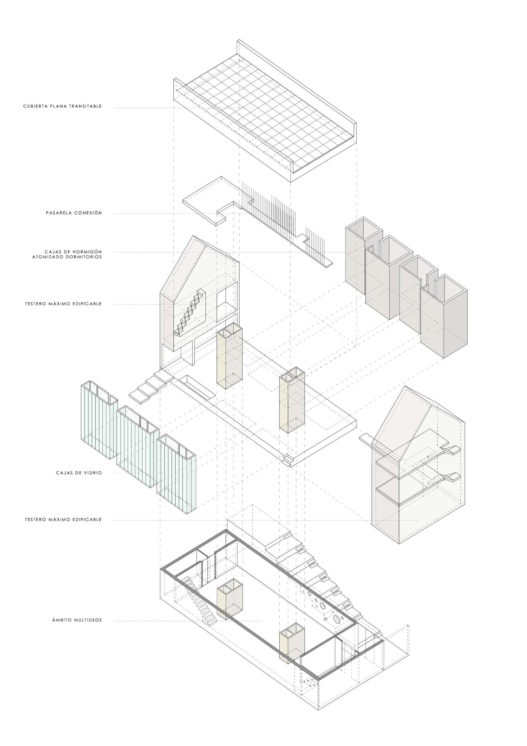Gallery of fuensanta house muka arquitectura 18 - Muka arquitectura ...