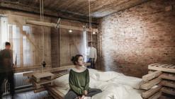 Viennese Guest Room / heri&salli