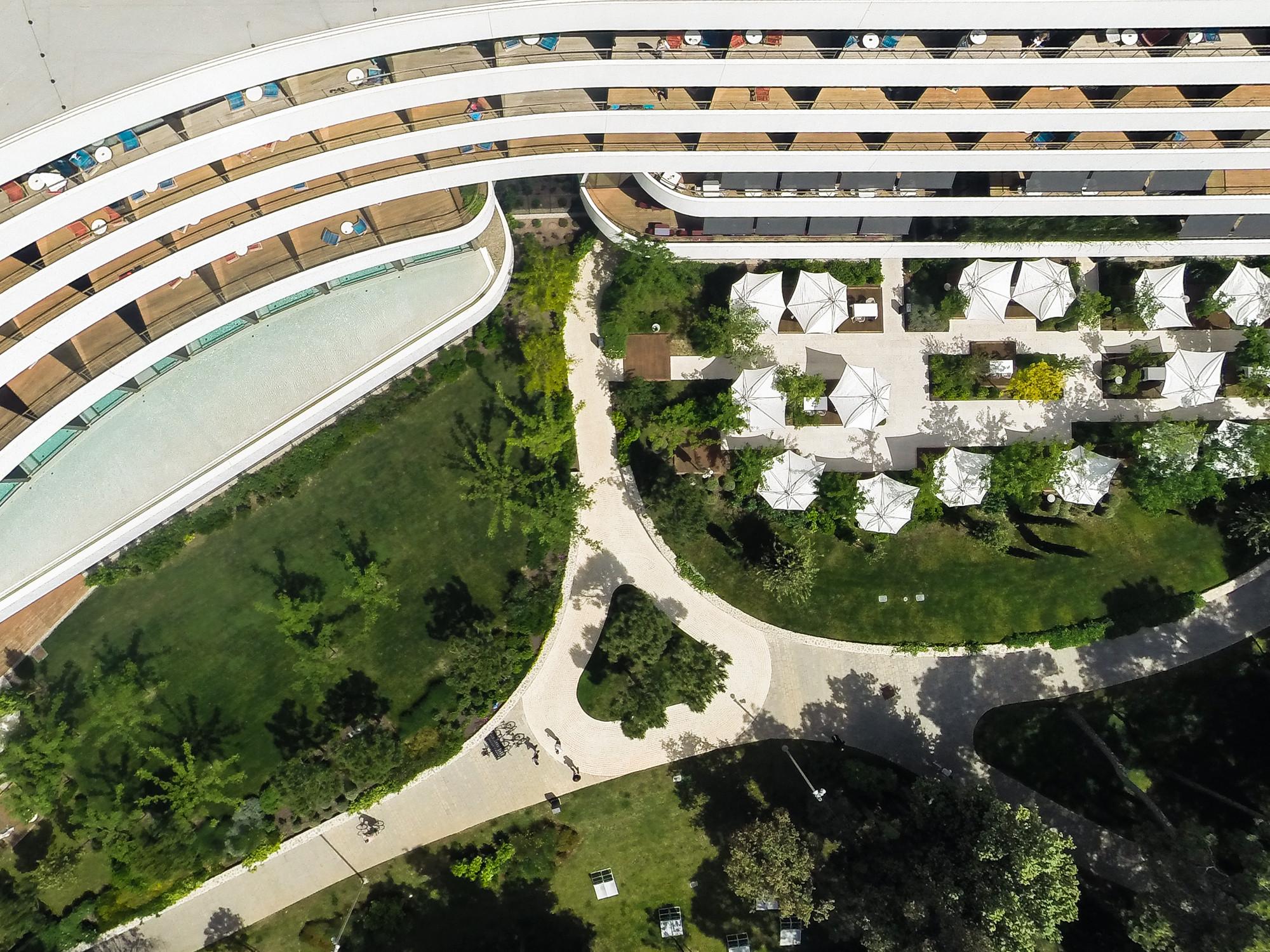 Hotel Lone, Croacia / 3LHD. Imágen © Joao Morgado