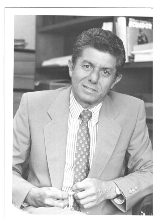 Milton Barragán. Image Cortesia de Archivo personal de Milton Barragán