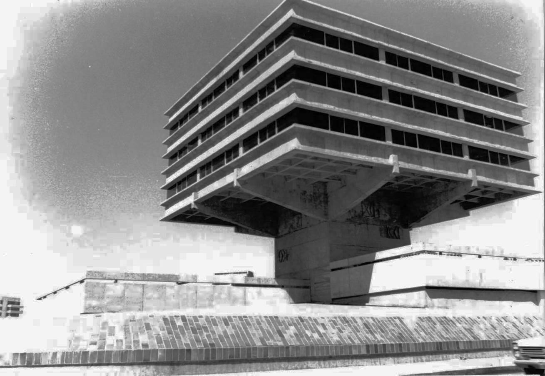 Galer a de milton barrag n 80 a os de arquitectura Arquitectura brutalista