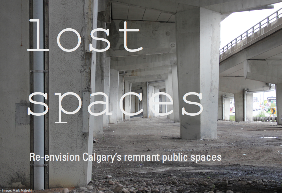 Call for Ideas: Lost Spaces 2015 Design Competition, Courtesy of d.talks