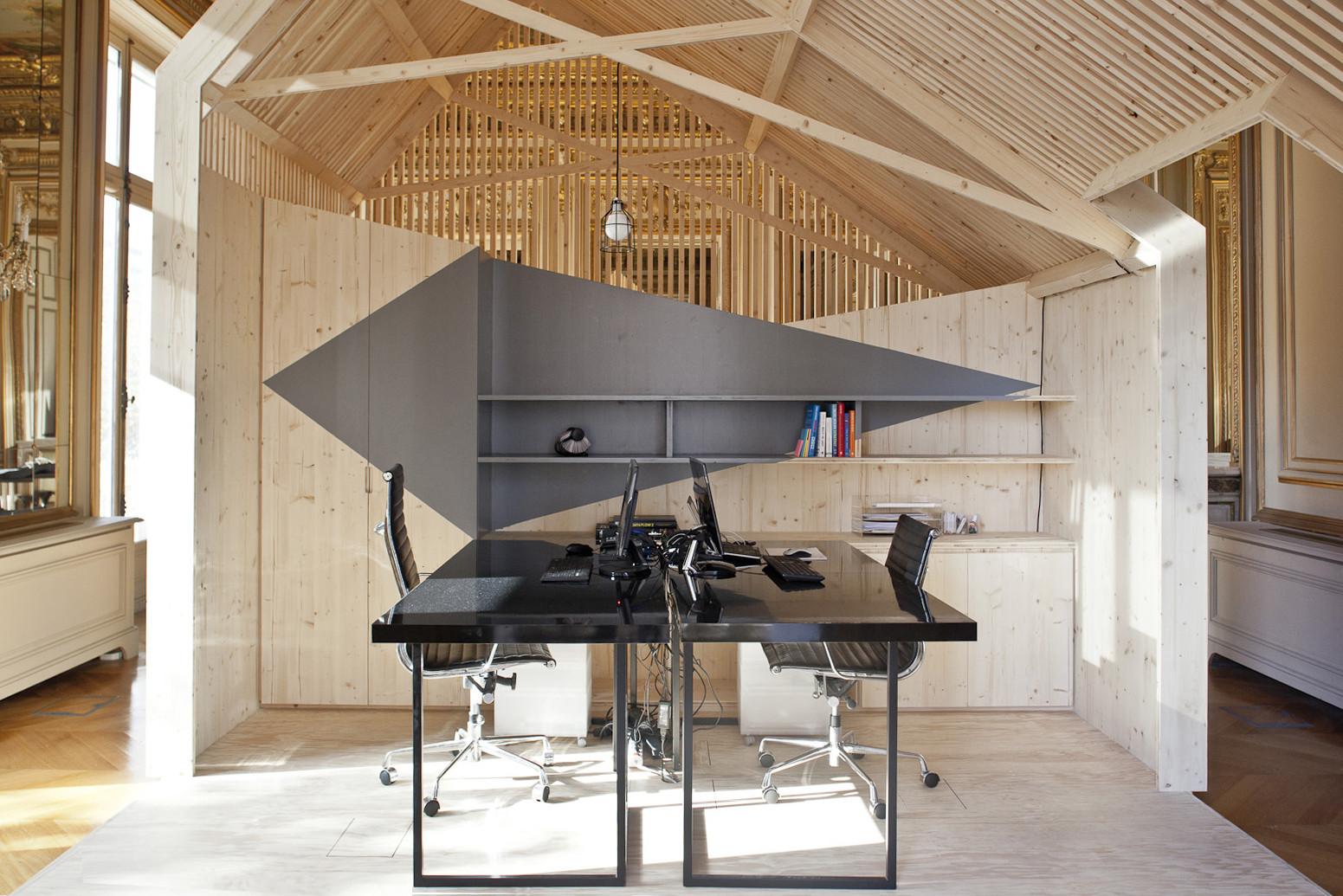 gallery of amenagement des bureaux ekimetrics estelle vincent architecture 3