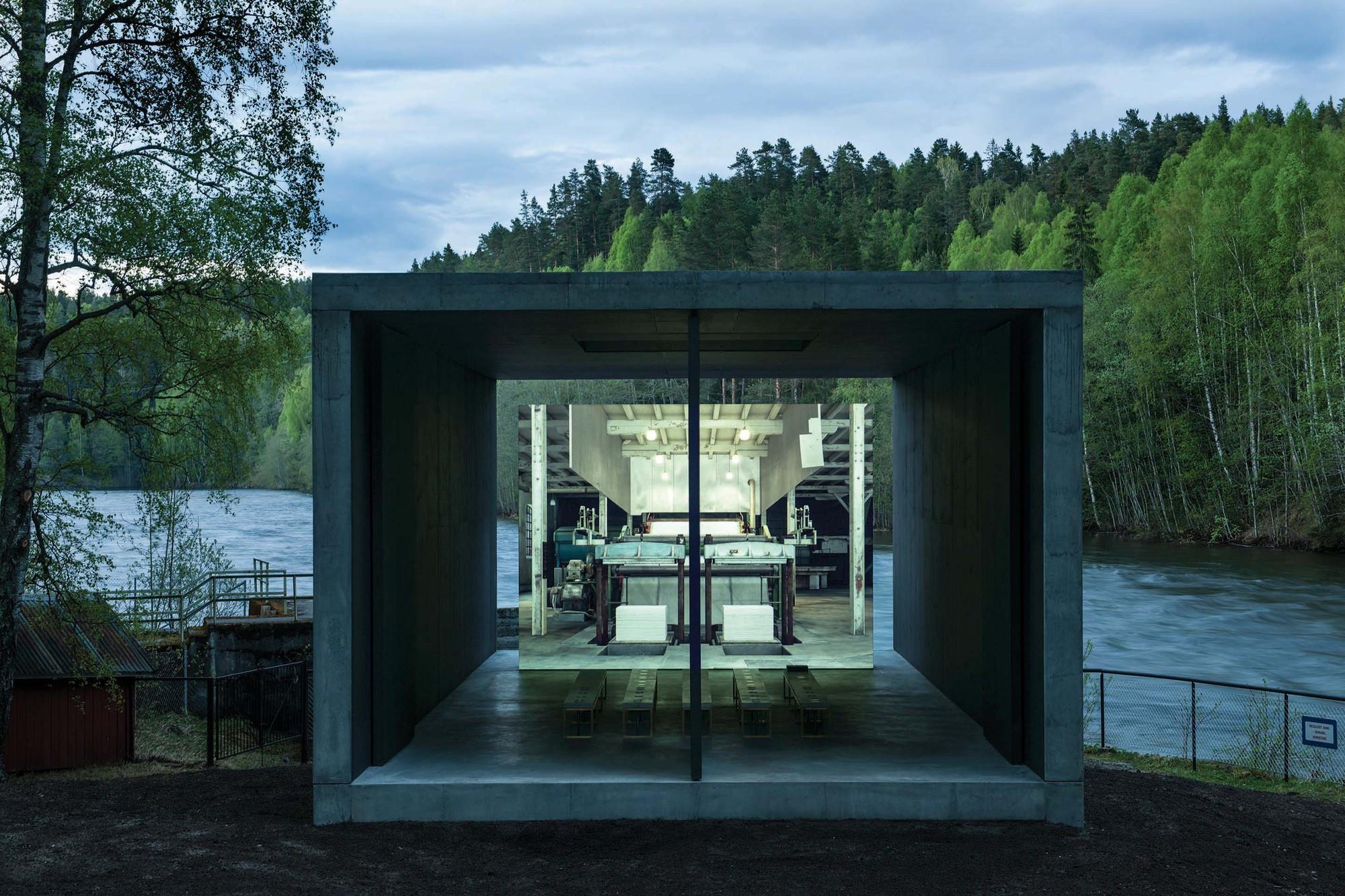 Pulp Press at Kistefos / A2 Architects, © Jiru Havran