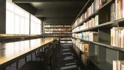 Biblioteca de Sao Paulo / Site Specific Arquitectura