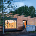 Reveley Classroom Building / Patano Studio Architecture, LLC + DCI Engineers © Sozinho Imagery