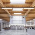Stapleton Library /  Andrew Berman Architect +Gilsanz© Naho Kubota