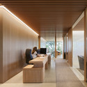 Venture Capital Office / Paul Murdoch Architects + Simpson Gumpertz & Heger © Eric Staudenmaeir Photography
