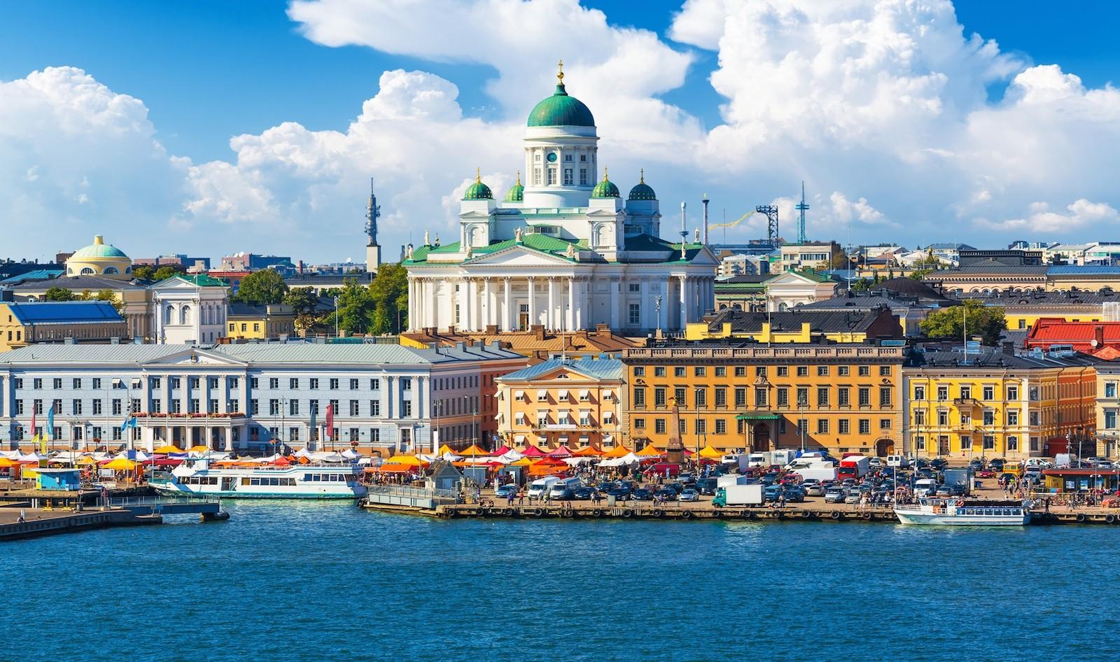 Michael Sorkin On 'The Next Helsinki' Competition, Helsinki Waterfront. ImageCourtesy Laura Brewis