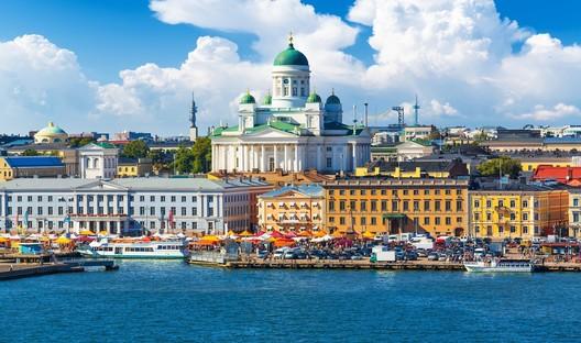 Helsinki Waterfront. ImageCourtesy Laura Brewis