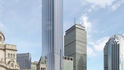 Pei Cobb Freed Breaks Ground on Boston's Tallest Residential Tower