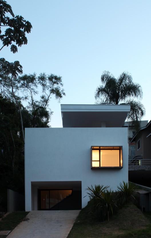 Casa IASF / Frederico Zanelato Arquitetos, Cortesía de Frederico Zanelato Arquitetos