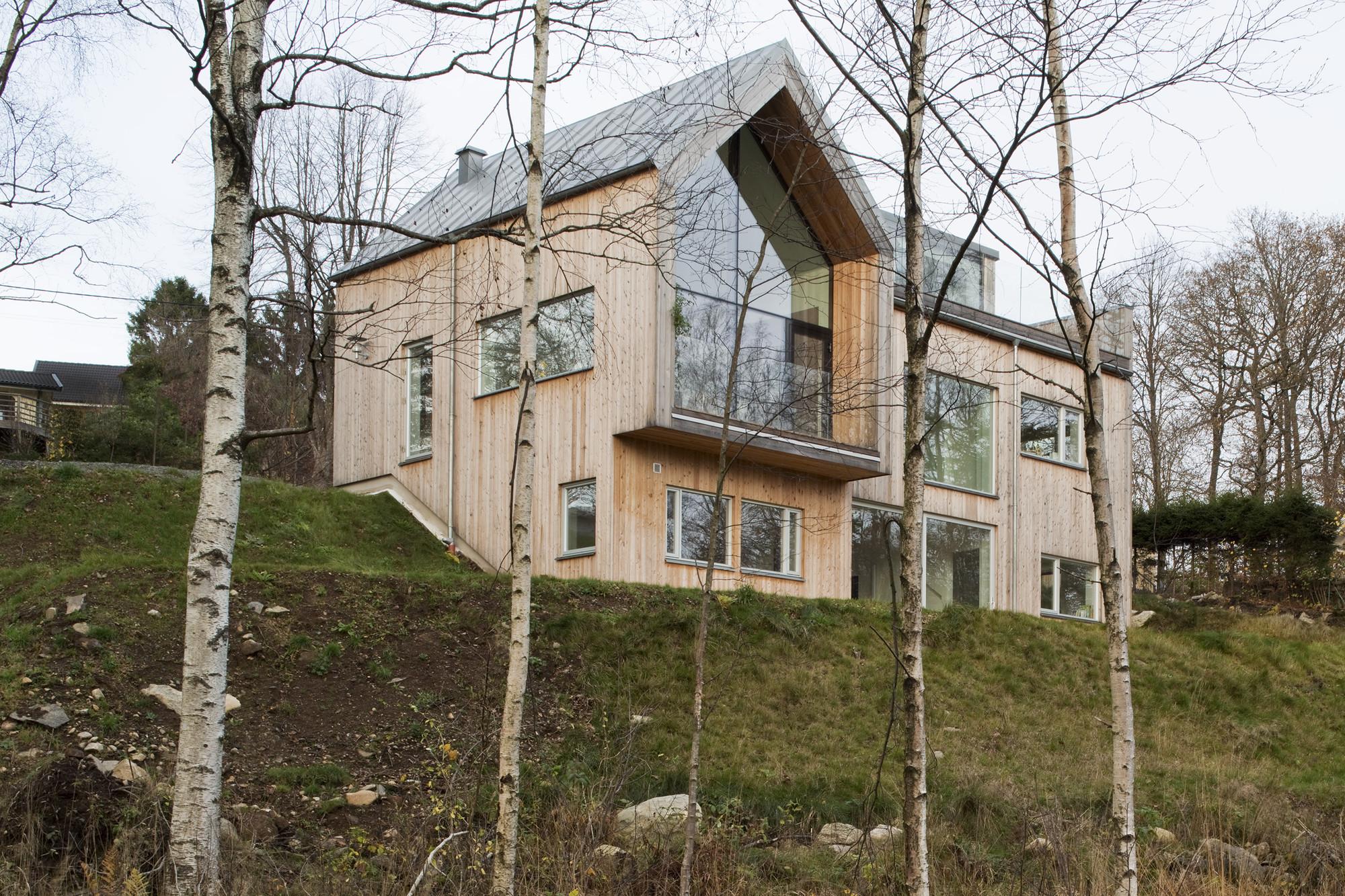 Villa Bondö / Kjellgren Kaminsky Architecture, © Mikael Olsson