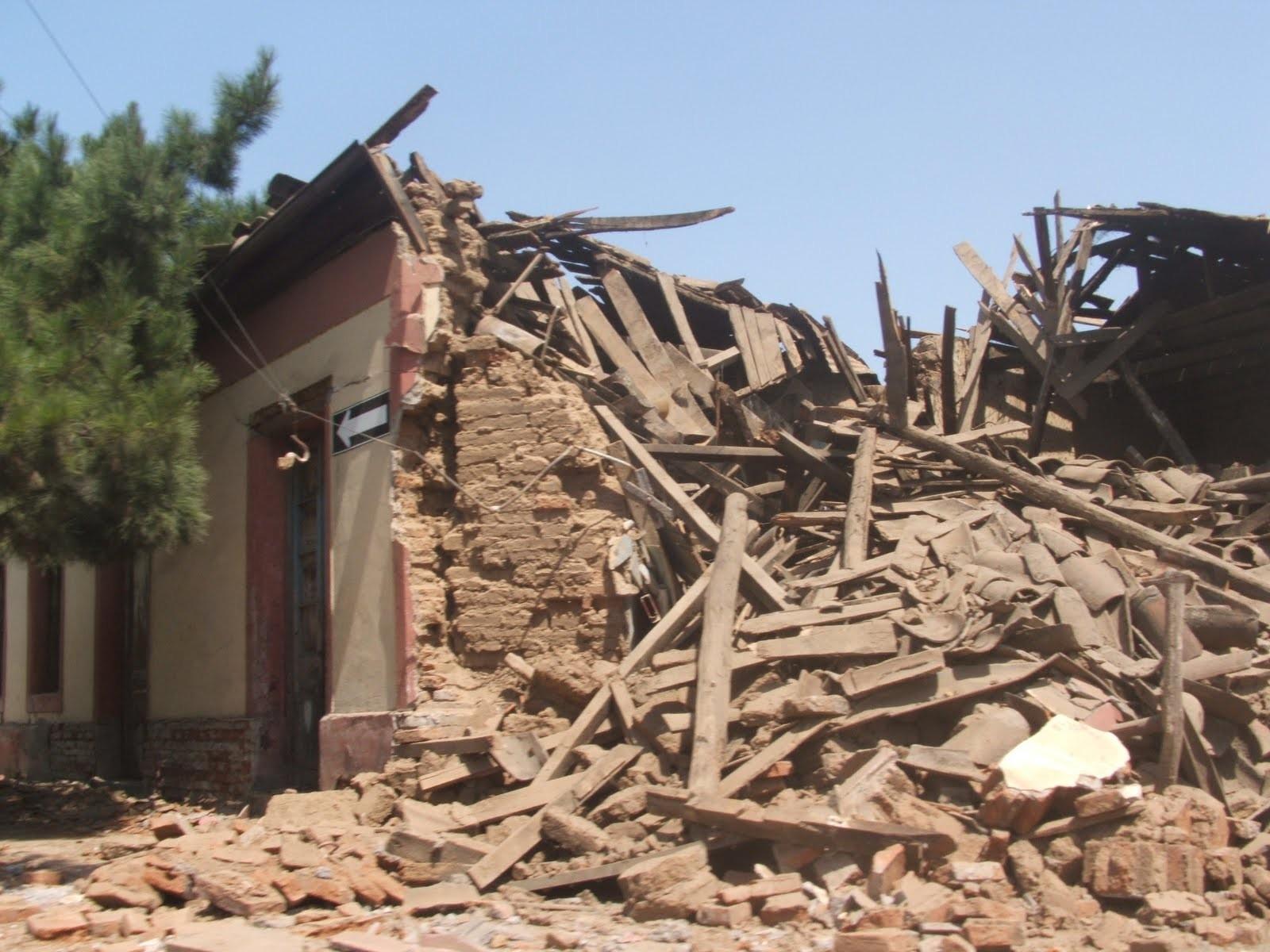 Talca, tras el terremoto de 2010. Image © @Chile_Satelital [Flickr CC]